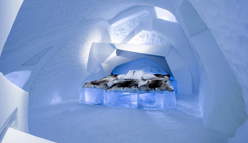 Ice Hotel обновил интерьеры Ice Hotel Ice Hotel обновил интерьеры icehotel 2019 2