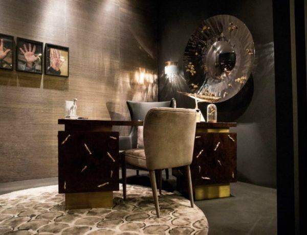 Новые изделия Новые изделия от роскошных брендов дизайна интерьера rsz baraka office 1 600x460