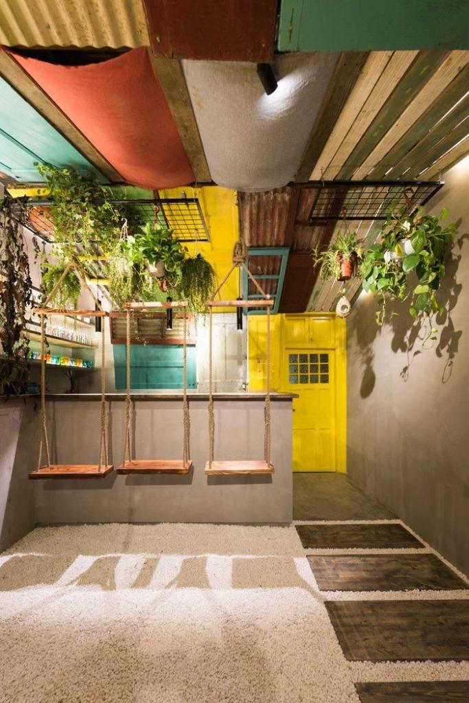 Тропический стиль в интерьере Тропический стиль Тропический стиль в интерьере rsz qaadr shanghai barraco bar 3 e1520579152833