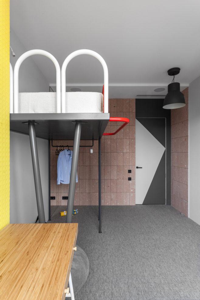 Модернистская квартира вМоскве квартира вМоскве Модернистская квартира вМоскве w658 10