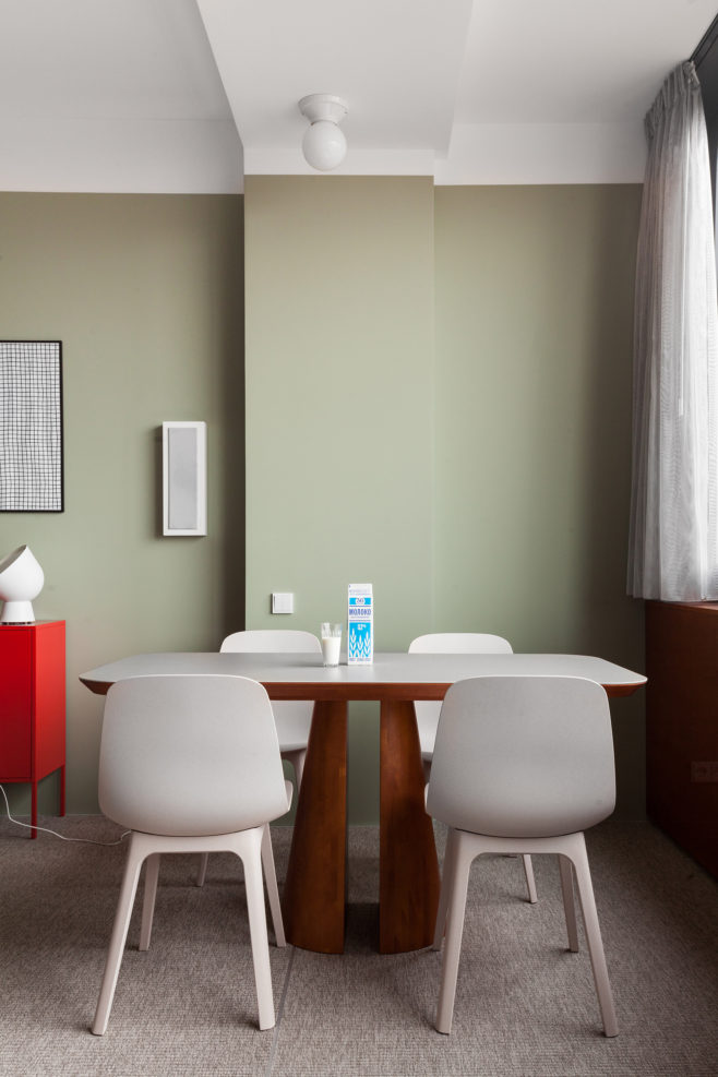Модернистская квартира вМоскве квартира вМоскве Модернистская квартира вМоскве w658 2