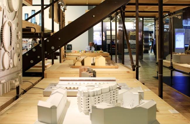 Международная выставка архитектуры и дизайна в Москве выставка Международная выставка архитектуры и дизайна в Москве 246400