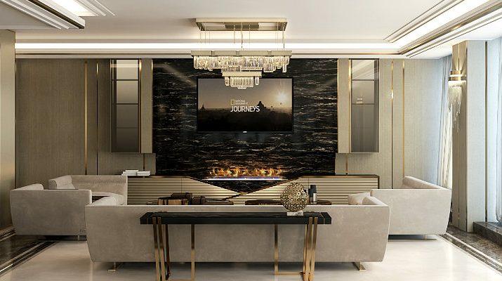 Dessi Design новейший дизайн интерьера в Софии