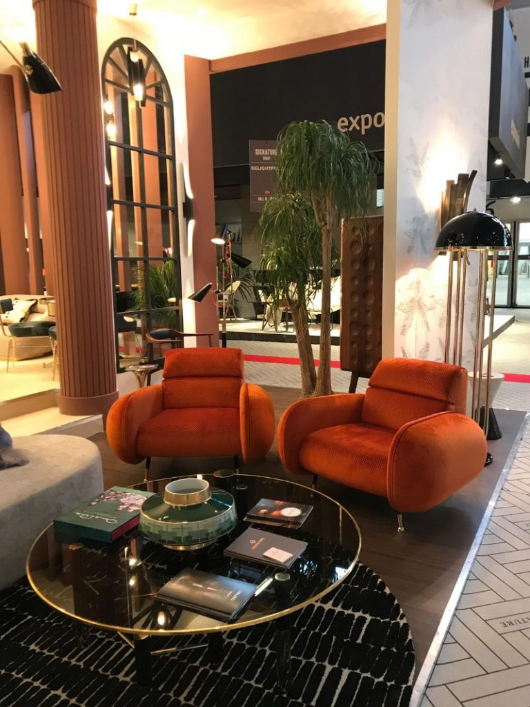 maison et objet Maison et Objet 2019: 20 новинок для модного дома Living Room Corners At Maison Et Objet You Need To See 4 1