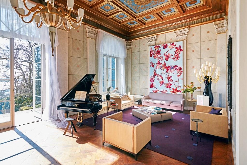 Карл Лагерфельд: Гамбургская вилла за 10 миллионов евро Карл Лагерфельд Карл Лагерфельд: Гамбургская вилла за 10 миллионов евро Villa20Jakoc20Engel20 20VoCC88lkers Mark20Seelen201