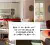 Цвета Цвета миланской квартиры были вдохновлены дизайном дивана                                                                 1 100x90