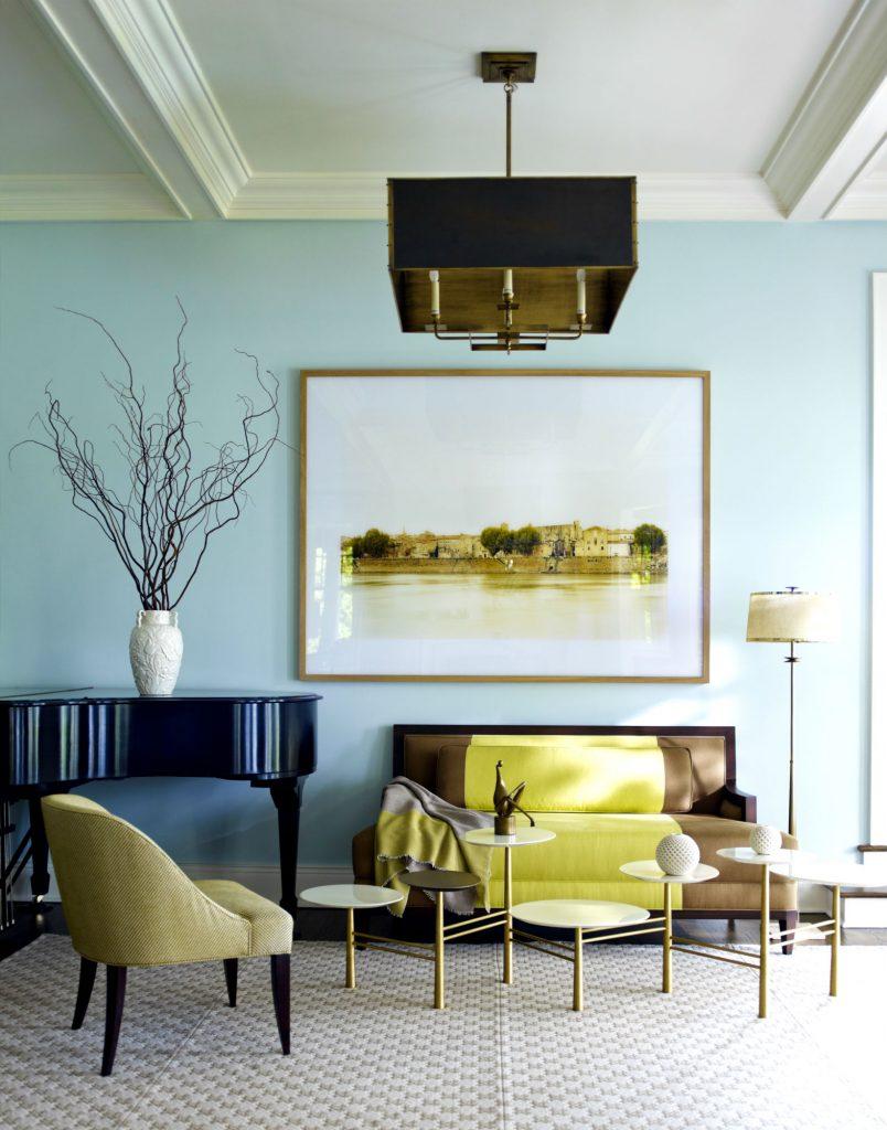 Интерьер гостиной: примеры дизайна в разных стилях Интерьер Интерьер гостиной: примеры дизайна в разных стилях 155869 amenajare casa 1