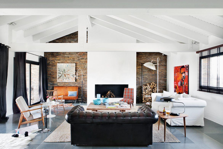 Интерьер гостиной: примеры дизайна в разных стилях Интерьер Интерьер гостиной: примеры дизайна в разных стилях 16063