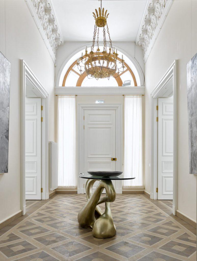 Галерея и выставка от Ольги Егармины в центре Москвы.