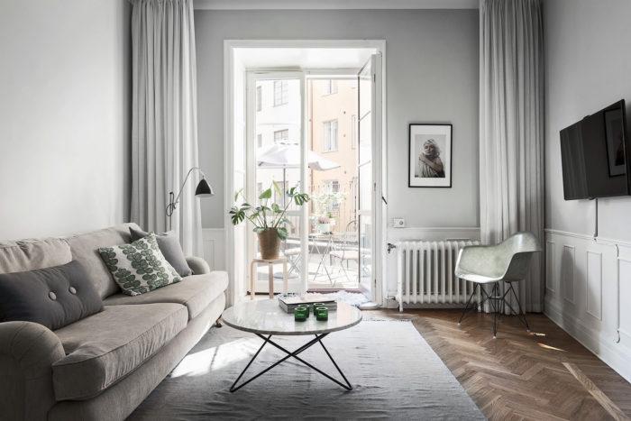 Гостиная и как её украсить: 7 советов