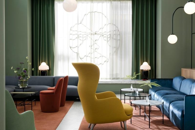 Дизайнерские отели, от которых невозможно оторвать взгляд