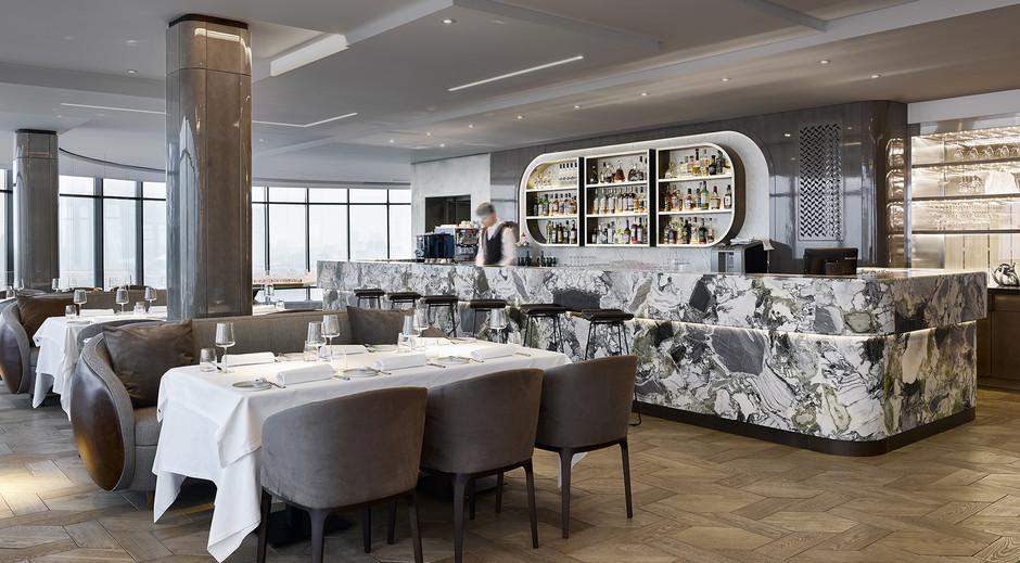 Ресторан «Сахалин» по дизайну Ирины Глик
