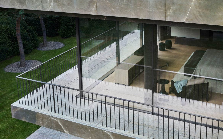 Жилой проект в Мюнхене проект Жилой проект в Мюнхене Liaigre Munich 0145