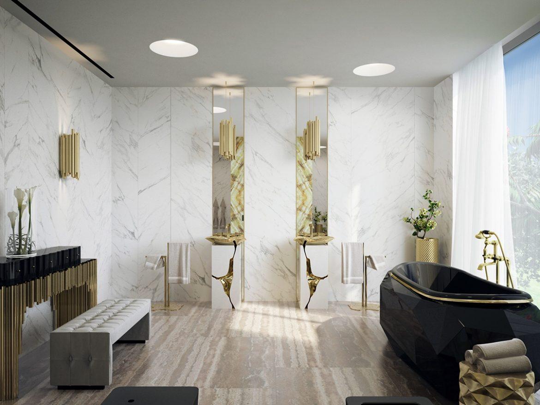 mid-century дом в Калифорнии mid-century mid-century дом в Калифорнии luxury bathroom design