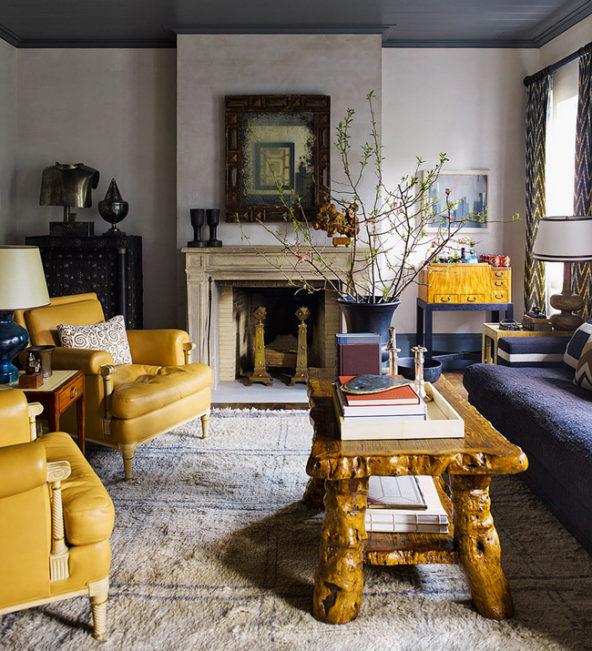 Интерьер гостиной: примеры дизайна в разных стилях Интерьер Интерьер гостиной: примеры дизайна в разных стилях w592 1