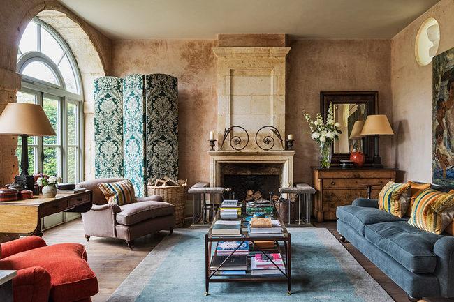 Интерьер Интерьер гостиной: примеры дизайна в разных стилях w889