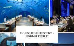 проект Подводный проект – новый тренд?                                                        240x150