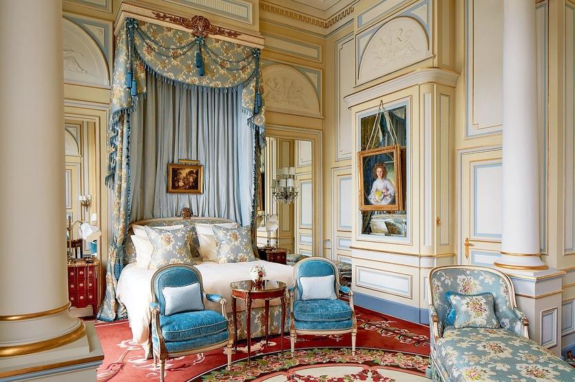 10 самых дорогих гостиничных номеров мира