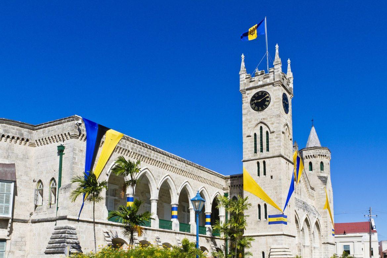 Прекрасная архитектура Карибских Островов