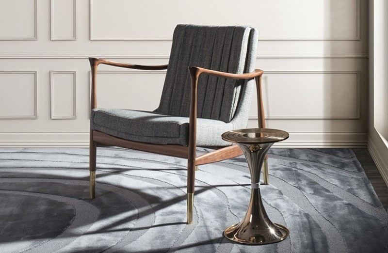 mid-century Mid-century мебель для весеннего декора Rugs Press 1