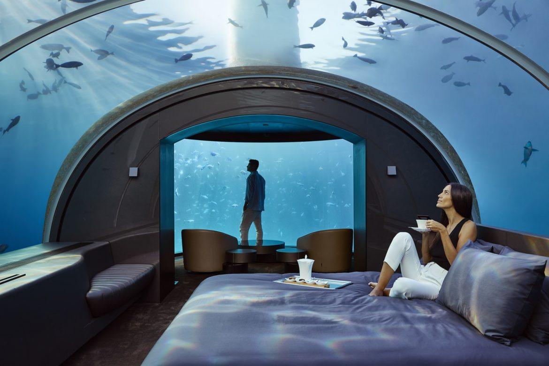 Подводный проект - новый тренд? проект Подводный проект — новый тренд? THE20MURAKA Undersea20Bedroom Talent Couple Daytime Credit20Justin20Nicholas201