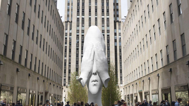 Уличный скульптурный Фриз в Нью-Йорке Фриз Уличный скульптурный Фриз в Нью-Йорке View2013