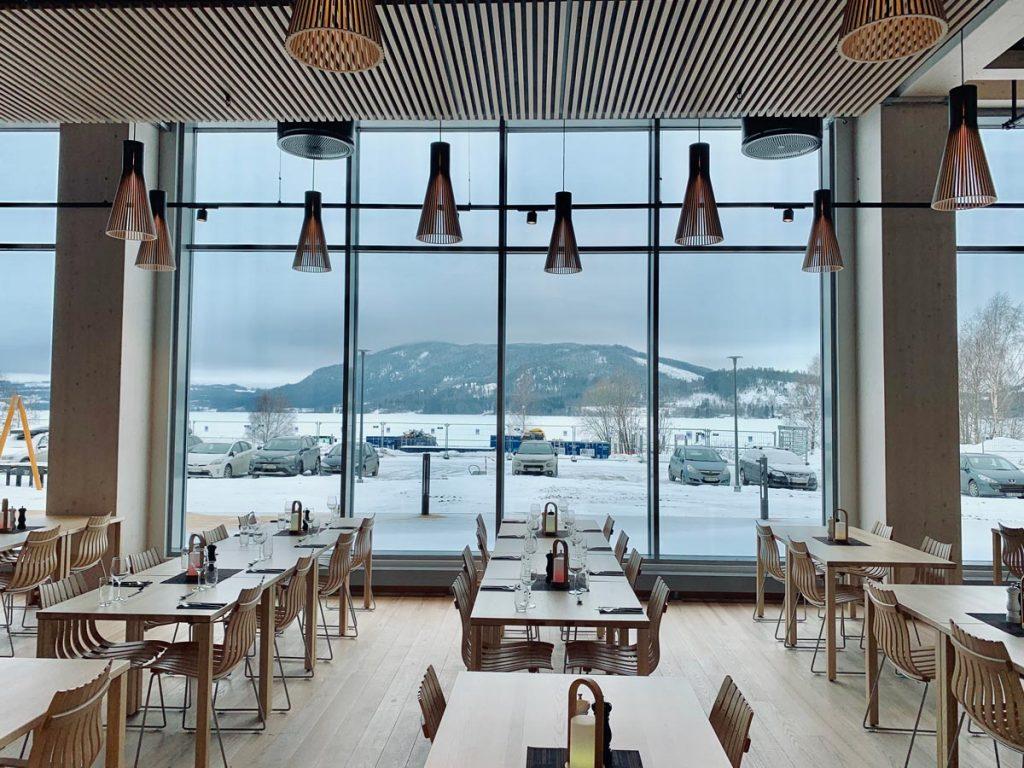 небоскрёб Самый высокий небоскрёб из дерева в Норвегии Voll Arkitekter Mj  sta  rnet Interior 02 1024x768