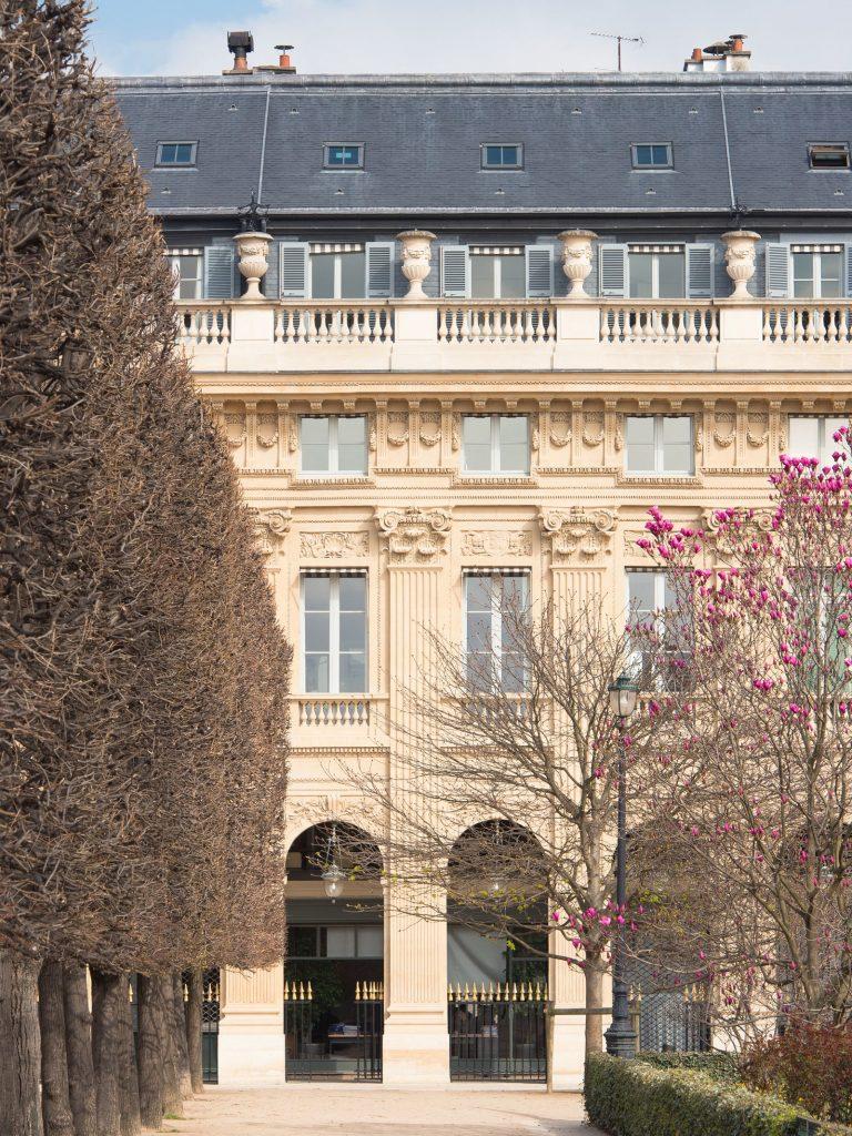Резиденция с видом на Пале-Рояль