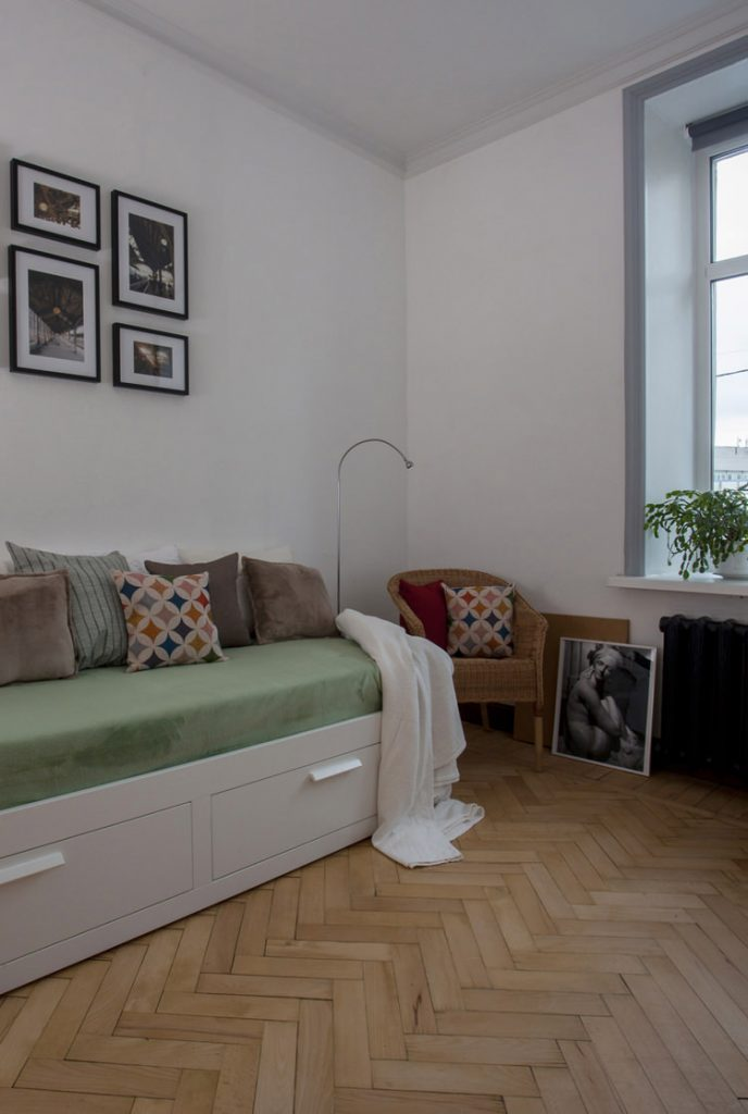 Дизайн квартиры от Светланы Мельниковой