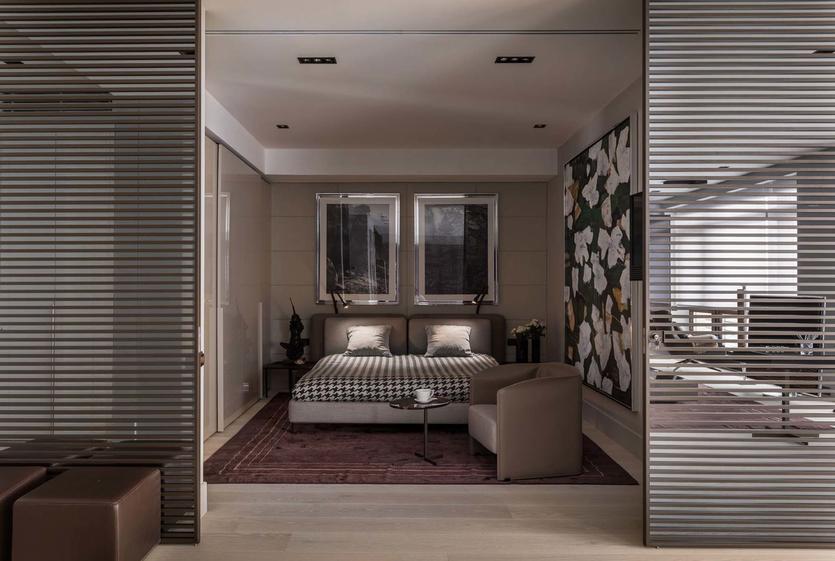 Интерьер квартиры-студии на Арбате