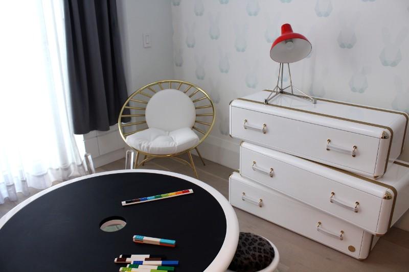 Современная детская комната прямо из сказки