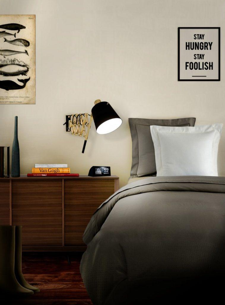 Вдохновляющие идеи для mid-century спальни спальни Вдохновляющие идеи для mid-century спальни Inspiring Ideas To Build The Perfect Mid Century Bedroom With Ease 11 1