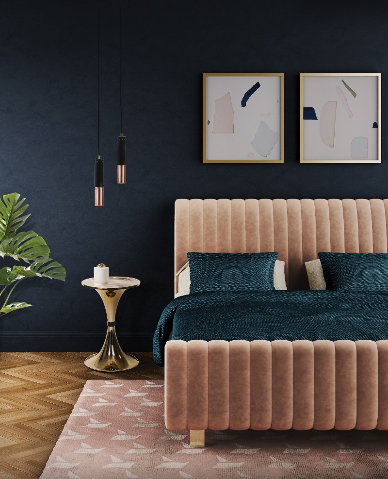 Вдохновляющие идеи для mid-century спальни спальни Вдохновляющие идеи для mid-century спальни Inspiring Ideas To Build The Perfect Mid Century Bedroom With Ease 2
