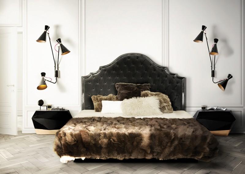 Вдохновляющие идеи для mid-century спальни