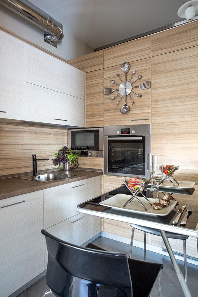 Как выбрать стол для маленькой кухни? кухни Как выбрать стол для маленькой кухни? stol dlya malenkoj kukhni 5cd8862fa7d88 t c