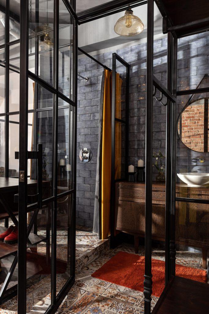 Уникальный двухуровневый лофт в Москве лофт Уникальный двухуровневый лофт в Москве w1316