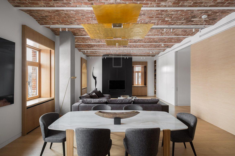 Квартира в Москве от бюро Studioplan