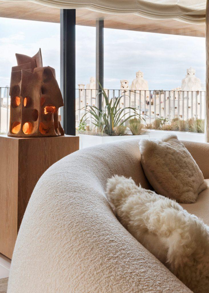 Интерьер светлой квартиры в Барселоне квартиры Интерьер светлой квартиры в Барселоне w1316 22