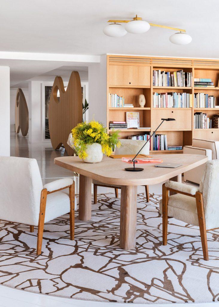 Интерьер светлой квартиры в Барселоне квартиры Интерьер светлой квартиры в Барселоне w1316 23