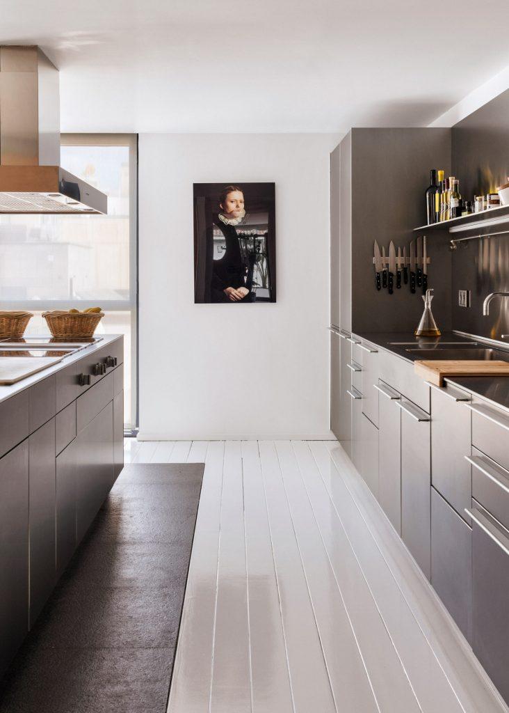 Интерьер светлой квартиры в Барселоне квартиры Интерьер светлой квартиры в Барселоне w1316 24
