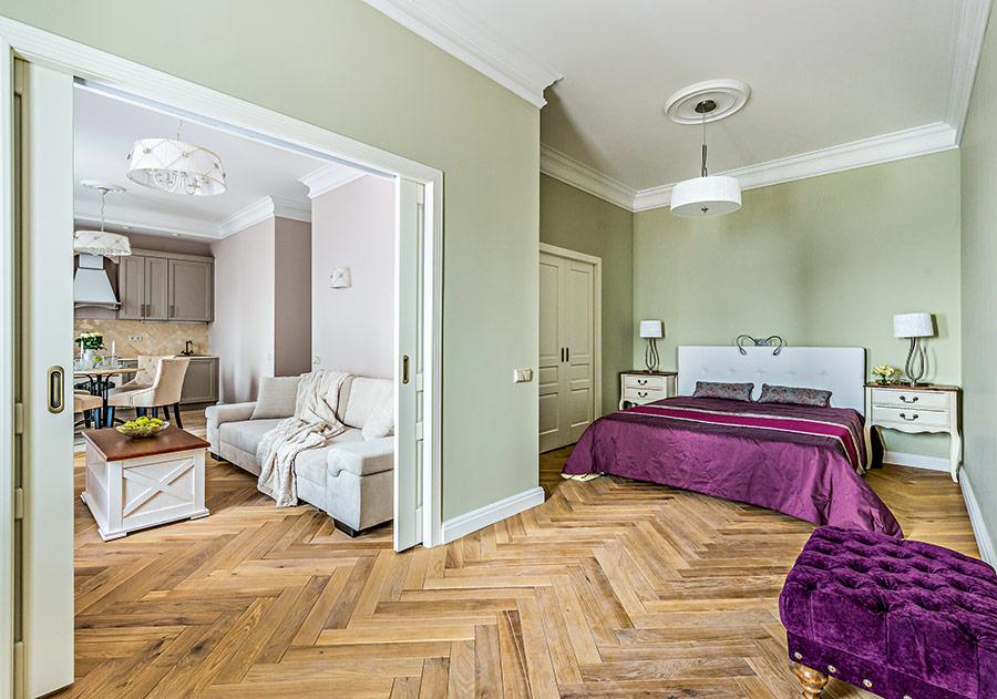 """Перепланировка квартиры в ЖК """"Отрада"""""""