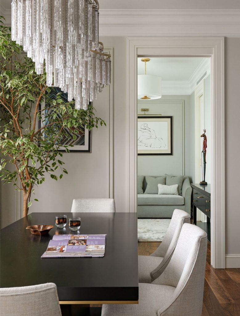 Интерьер квартиры в спокойных тонах квартиры Интерьер квартиры в спокойных тонах w1316